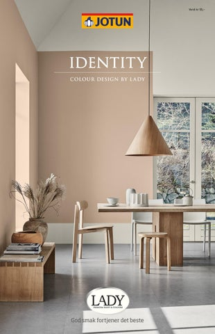 Scandinavian Pink Living Room