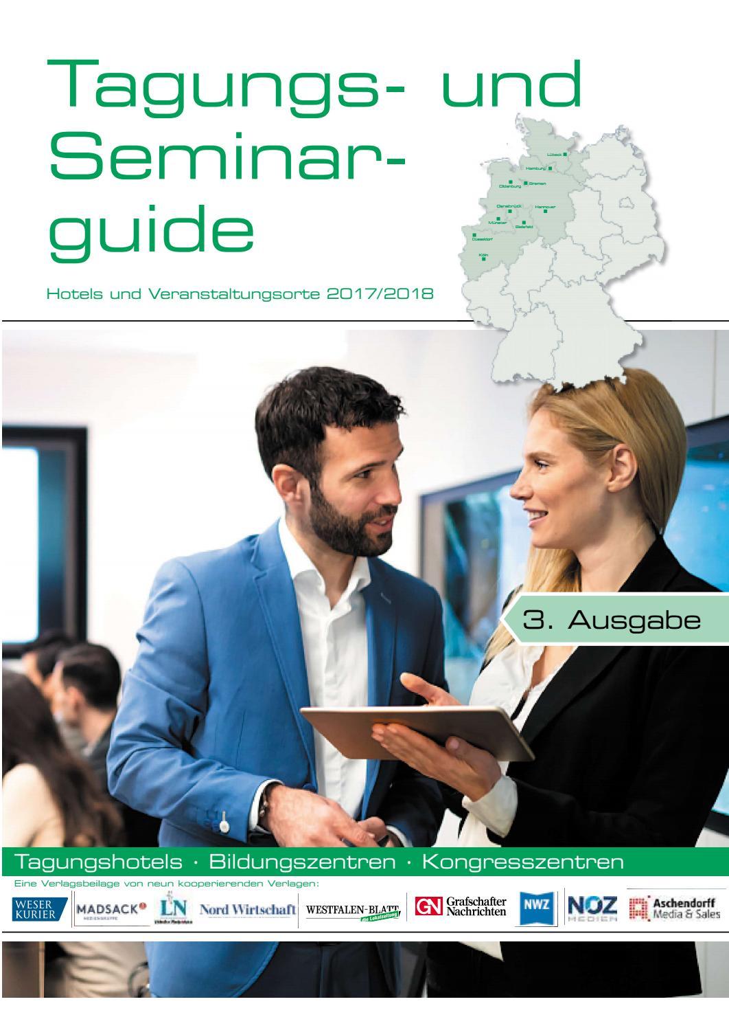 Tagungs- und Seminarguide 2017 by Neue Osnabruecker Zeitung - issuu
