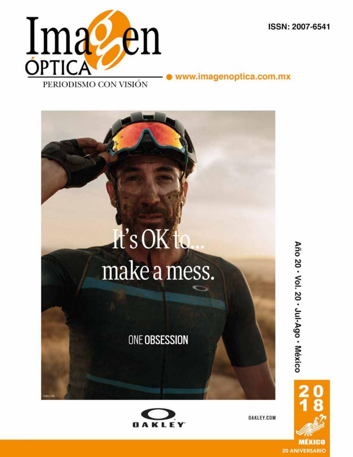 32f3ab78de Revista Julio Agosto 2018 by Imagen Optica - issuu