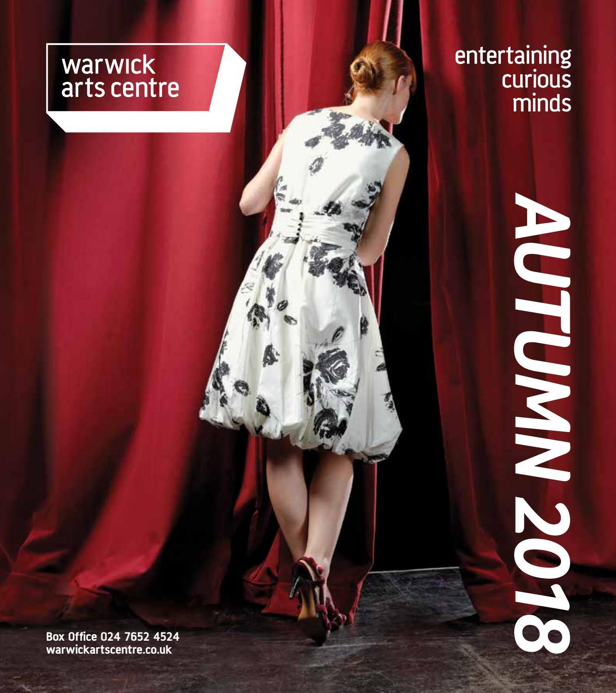 Warwick Arts Centre Autumn 2018 by Warwick Arts Centre - issuu