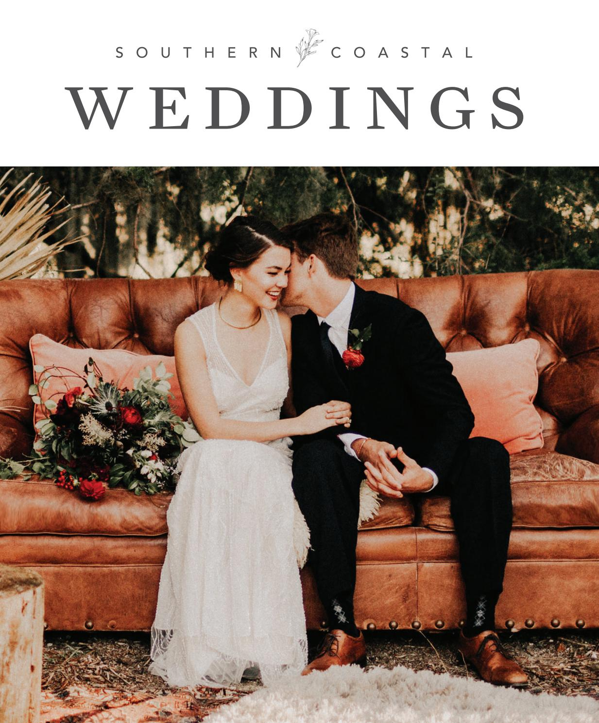 Southern Coastal Weddings 2018 By Savannah Magazine Issuu
