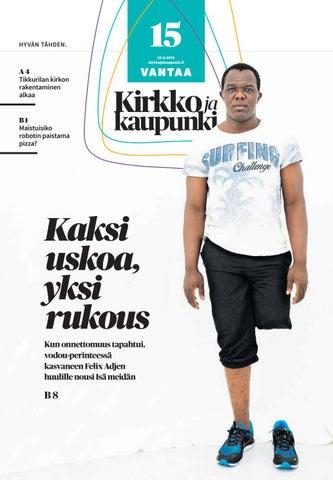 Kaupunki Issuu 15 2018 By Vantaa Ja Kirkko QChtdrs