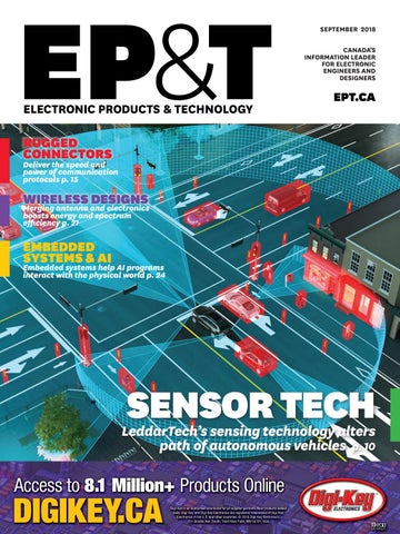 Electronic Products & Technology September 2018