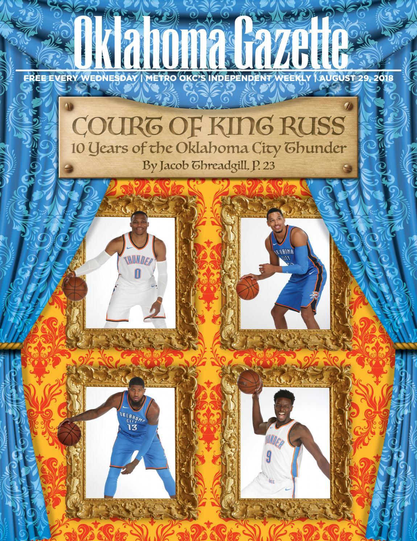 Court of King Russ by Oklahoma Gazette - issuu