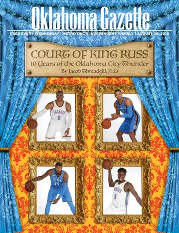 court of king russ by oklahoma gazette issuu court of king russ by oklahoma gazette