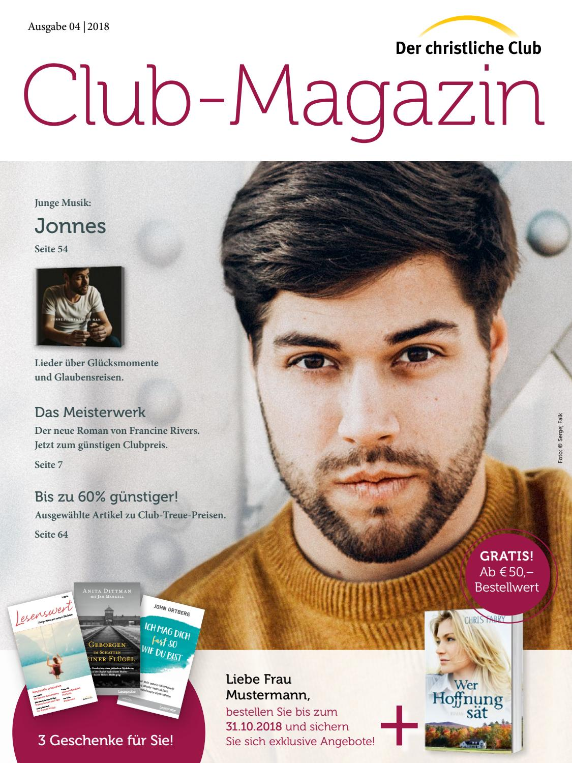 Club-Magazin 04/2018 by Gerth Medien - issuu