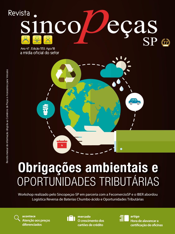 822af2a4e Revista Sincopeças - 553 by Insight Trade - issuu