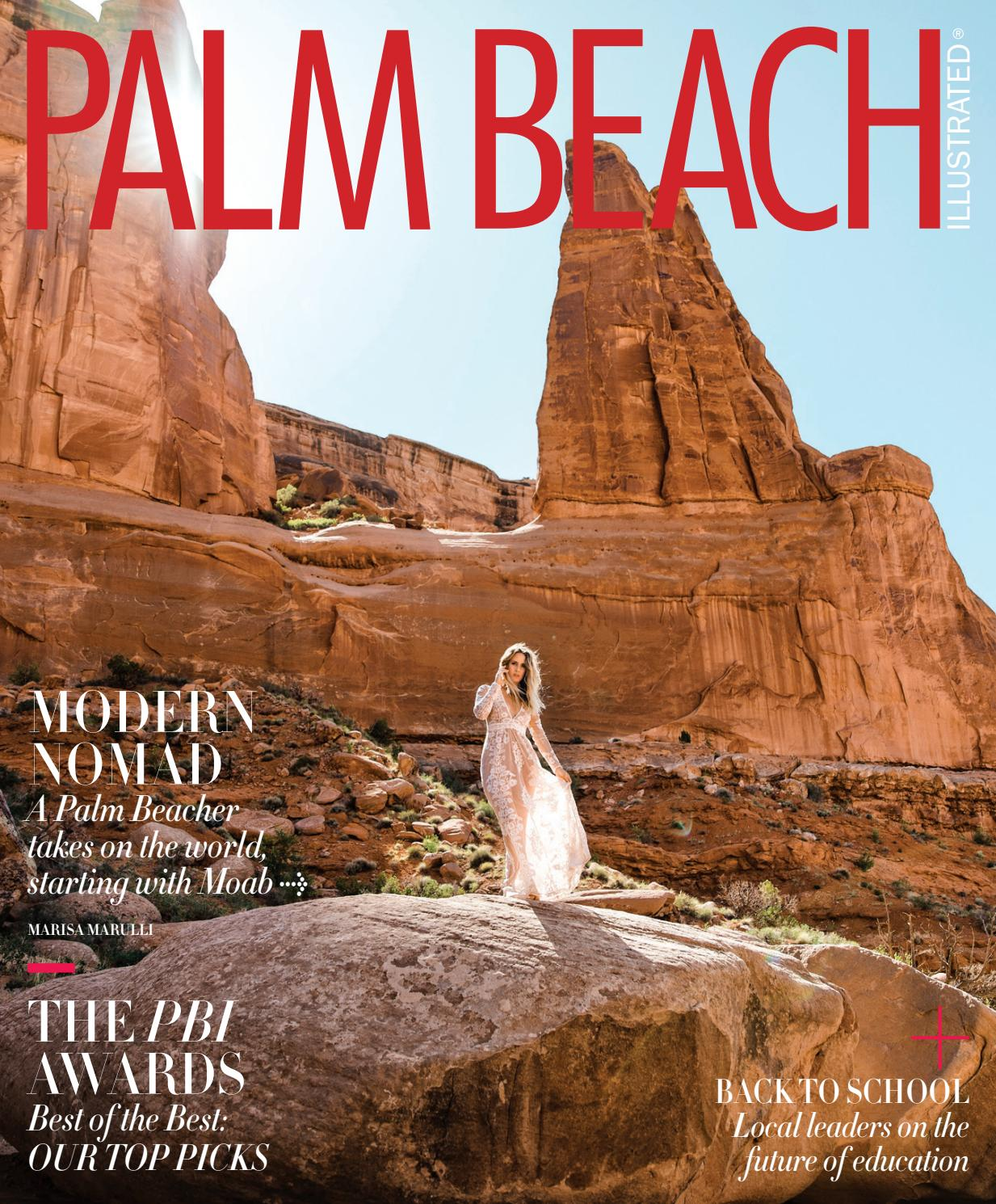 Palm Beach Illustrated September By Media Group Issuu Brunbrun Paris Corby Bag