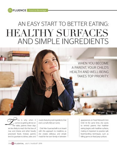 Page 174 of An Easy Start to Better Eating: Healthy Surfaces and Simple Ingredients