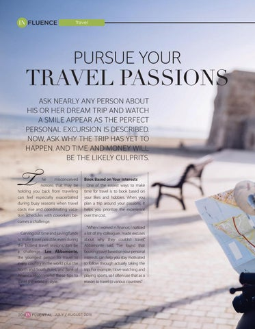Page 204 of Pursue Your Travel Passions