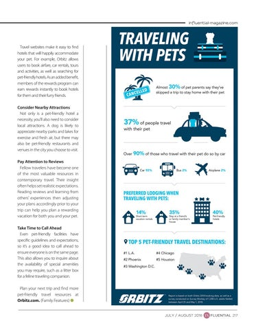 Page 217 of 5 Tips to Take Pets on Trips