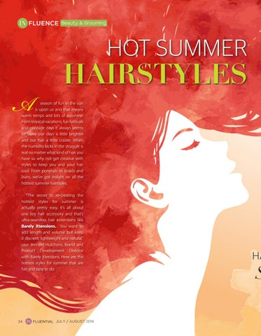 Page 34 of Hot Summer Hairstyles