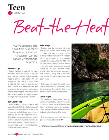 Page 468 of Beat-the-Heat: Tips for Summer