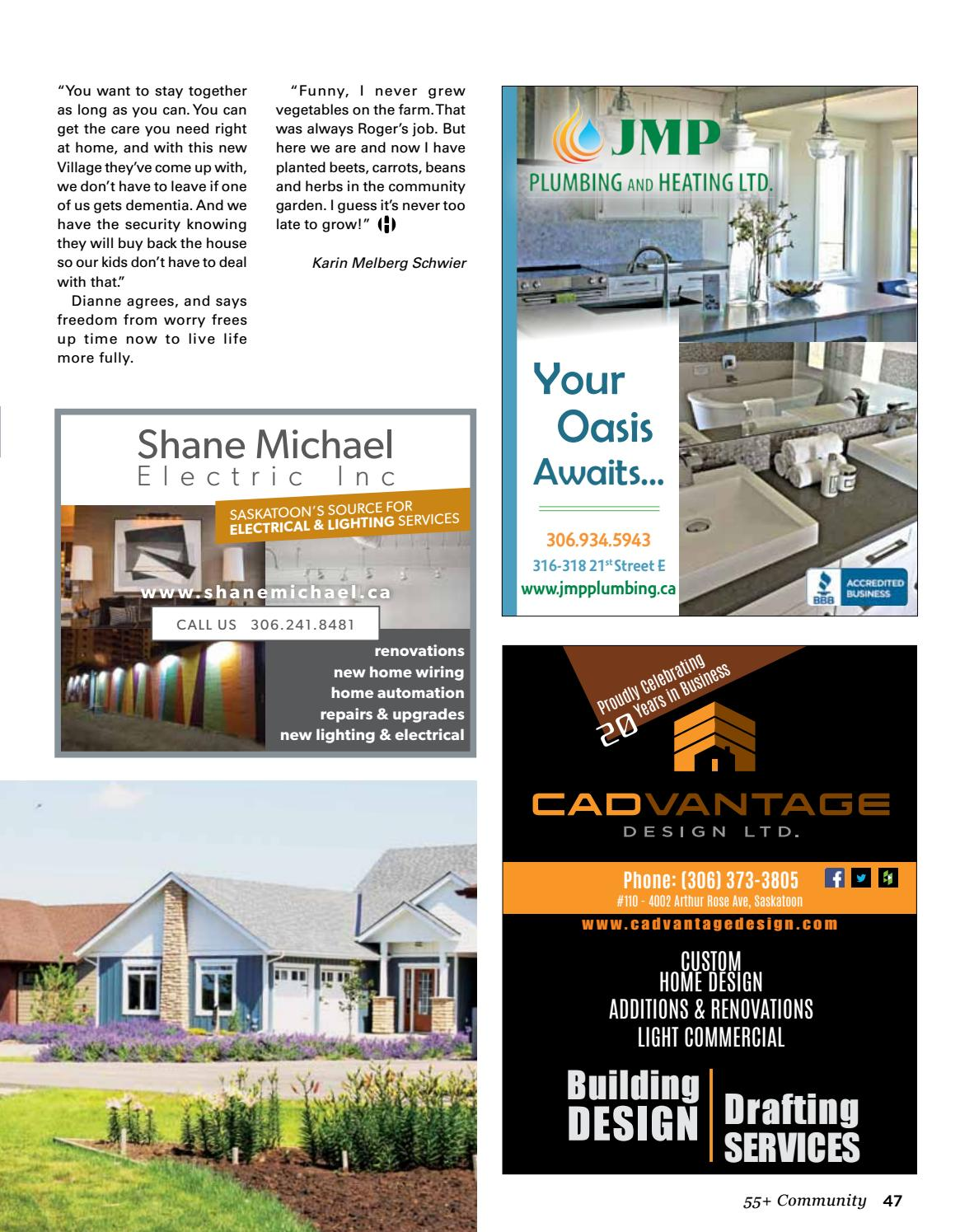 Saskatoon Home Magazine Fall 2018 By Farmhouse Communications Issuu Design And Automation Wiring