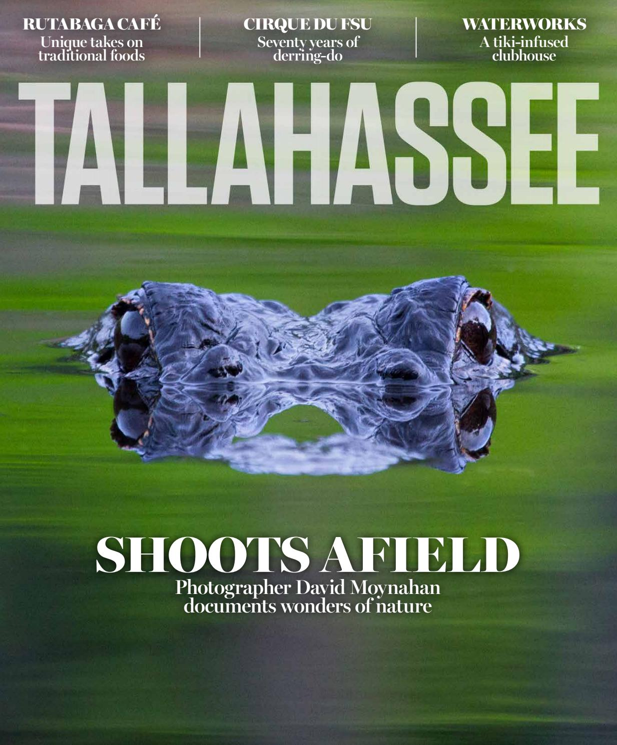 Tallahassee Magazine - September/October 2018 by Rowland Publishing, Inc. -  issuu