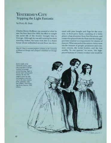 """Page 84 of YESTERDAY'S CITY: """"Tripping the Light Fantastic"""""""