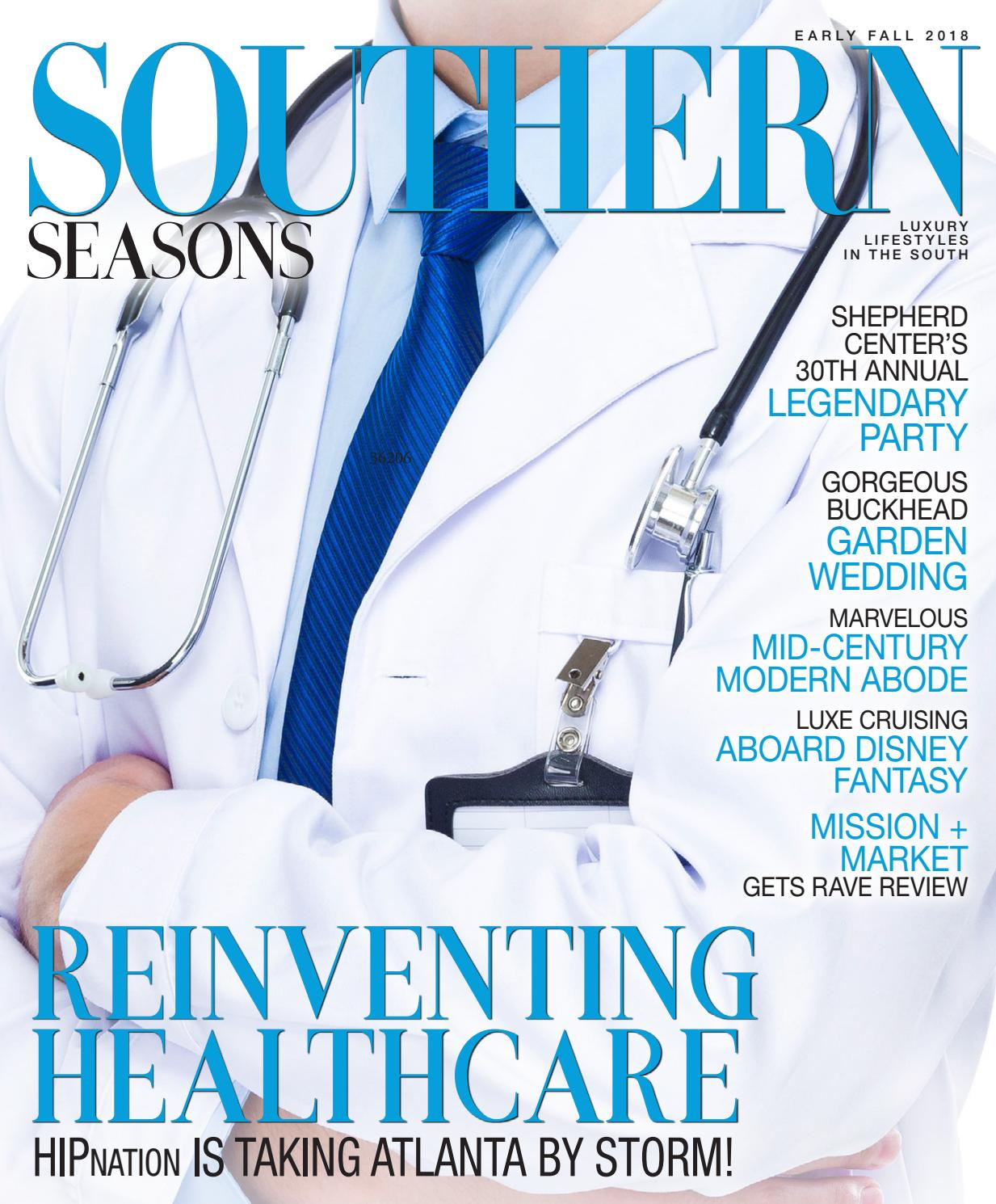 c97b504c8b65 Southern Seasons Magazine Fall 2018 Issue by Southern Seasons Magazine -  issuu