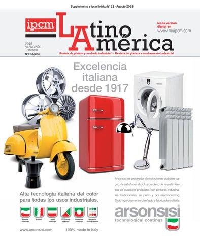 ipcm® LatinoAmérica n  23 - Agosto 2018 by ipcm