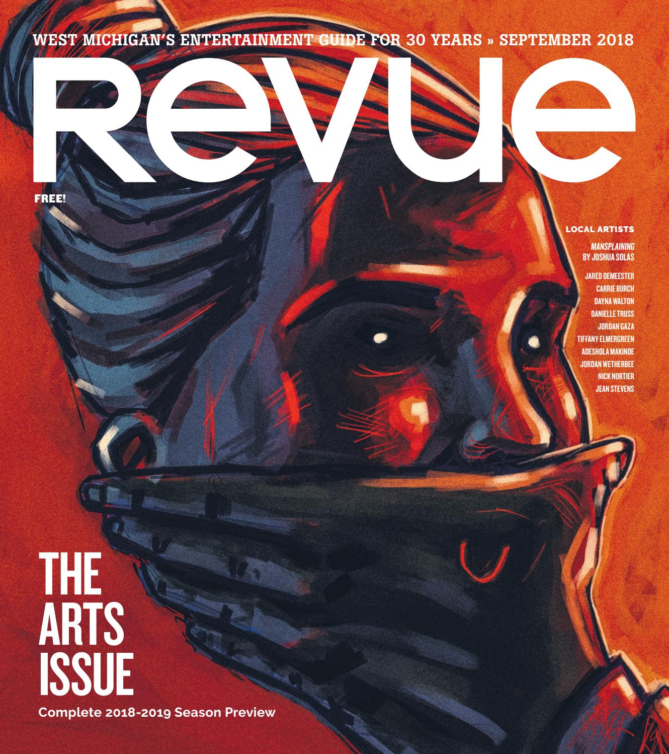 Revue magazine september 2018 by revue magazine issuu fandeluxe Choice Image