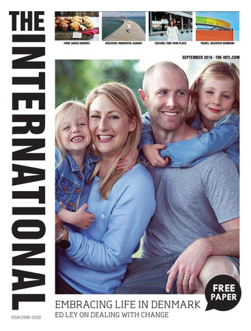 Page 1 of The International - September 2018
