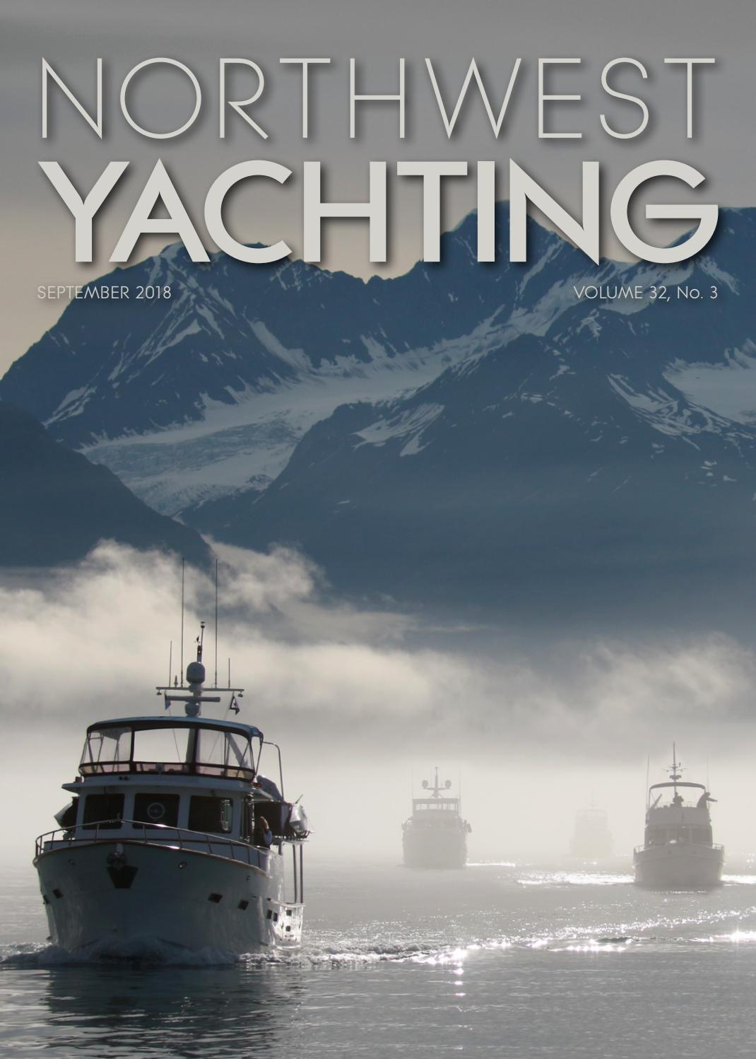 Northwest Yachting September 2018 By Issuu As Well Eagle Boat Trailers For Sale On Trailer Wiring