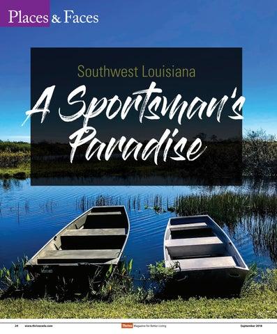 Page 24 of Southwest Louisiana: A Sportsman's Paradise