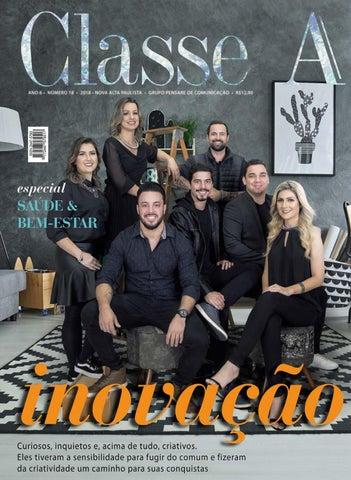 5727453e68 Revista Classe A - Número 18 by Grupo Pensare de Comunicação - issuu