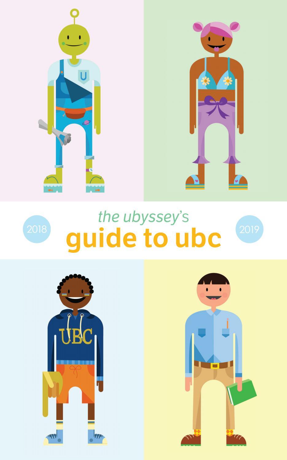 UBC single dating