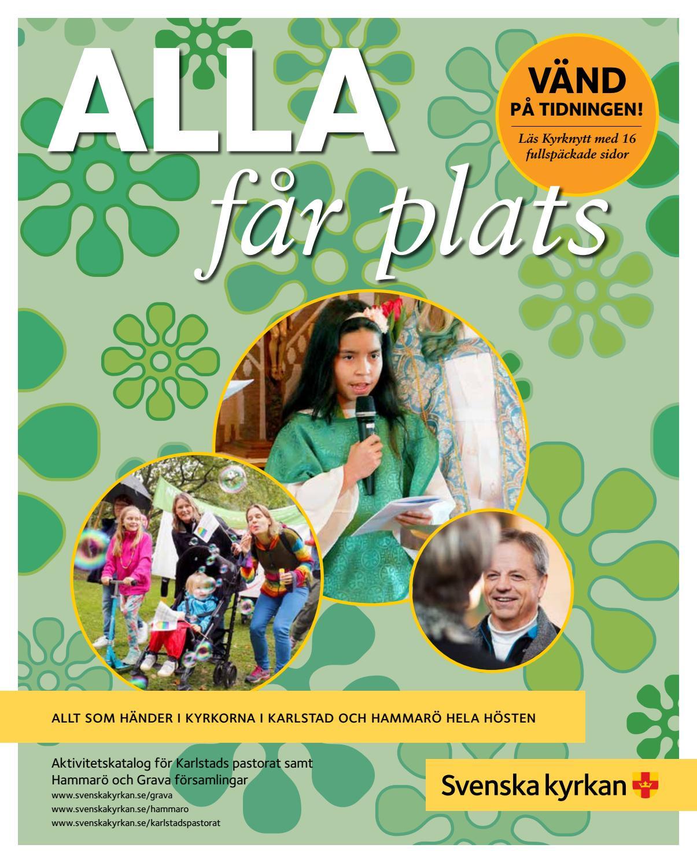 Verksamhetskatalog fr Karlstads pastorat ht 2019 by - Issuu