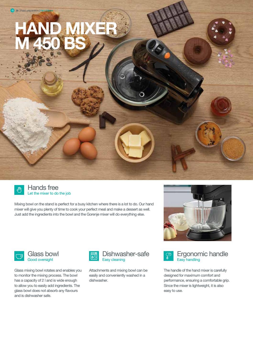 Small domestic appliances - Catalogue 2018 by Gorenje d o o