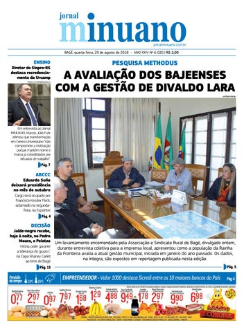 67dda3587f 20180829 by Jornal Minuano - issuu