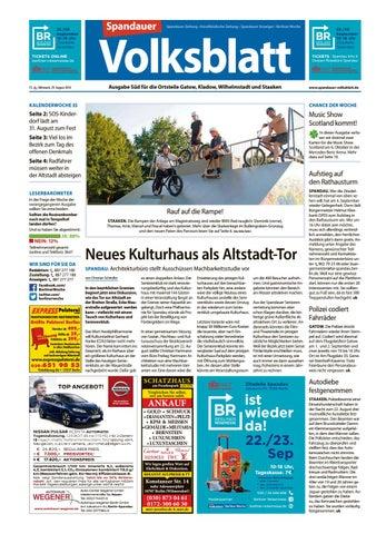 L28 Spandau Süd (Spandauer Volksblatt) by Berliner Woche - issuu