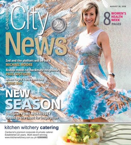 fd96bbc7498 CityNews 180930 by Canberra CityNews - issuu