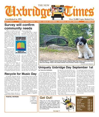 Uxbridge gazette dating after divorce