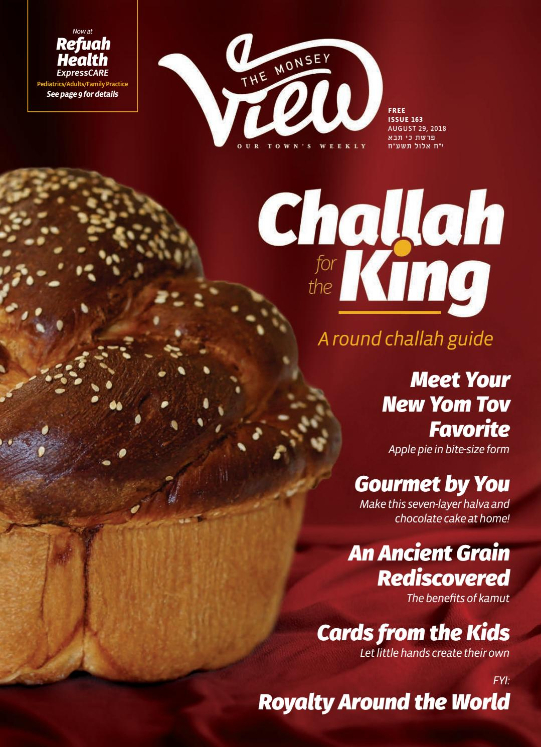Issue 163 by The Monsey View - issuu