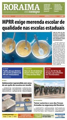 jornal roraima em tempo edição 1020 by roraimaemtempo issuu