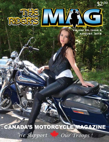The Rider's Mag August 2018 by The Rider's Mag - issuu