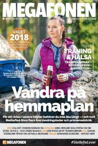 Megafonentidningen nr 8 2018 by Megafonen Skellefteå - issuu e55498dbfd62e