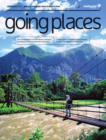 Going Places September 2018 by Spafax Malaysia - issuu