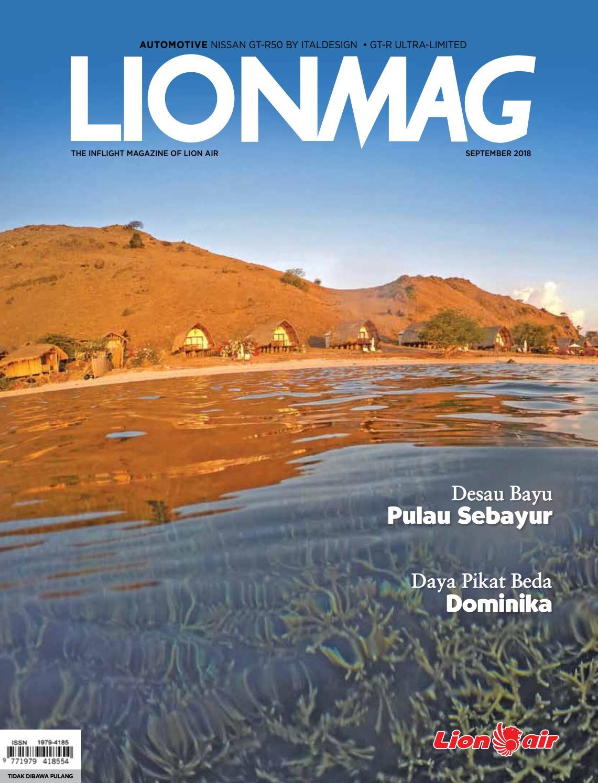 Lionmag September 2018 By Bentang Media Nusantara Issuu Pempek Lezat Variasi Ong Mpek Medan