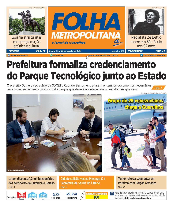 Folha Metropolitana ed 297 by Folha Metropolitana - issuu c9123c40b1