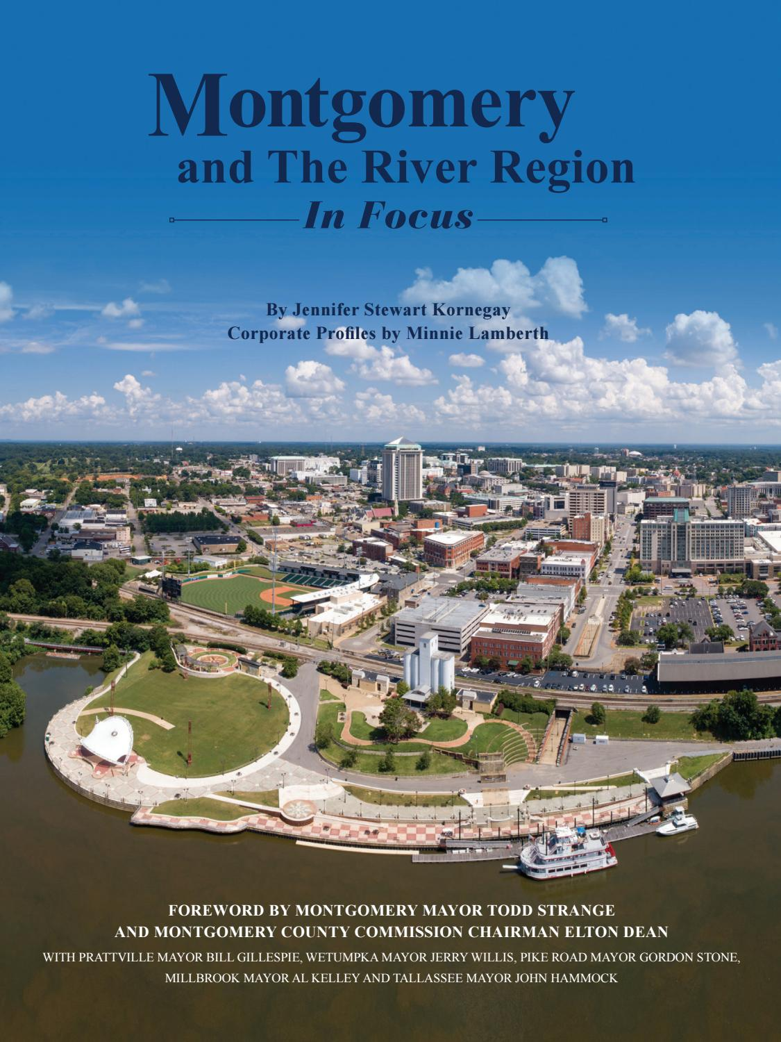 Montgomery And The River Region By Beers Associates Issuu Techie Clipboard Recycled Circuit Board Debbyaremdesigns