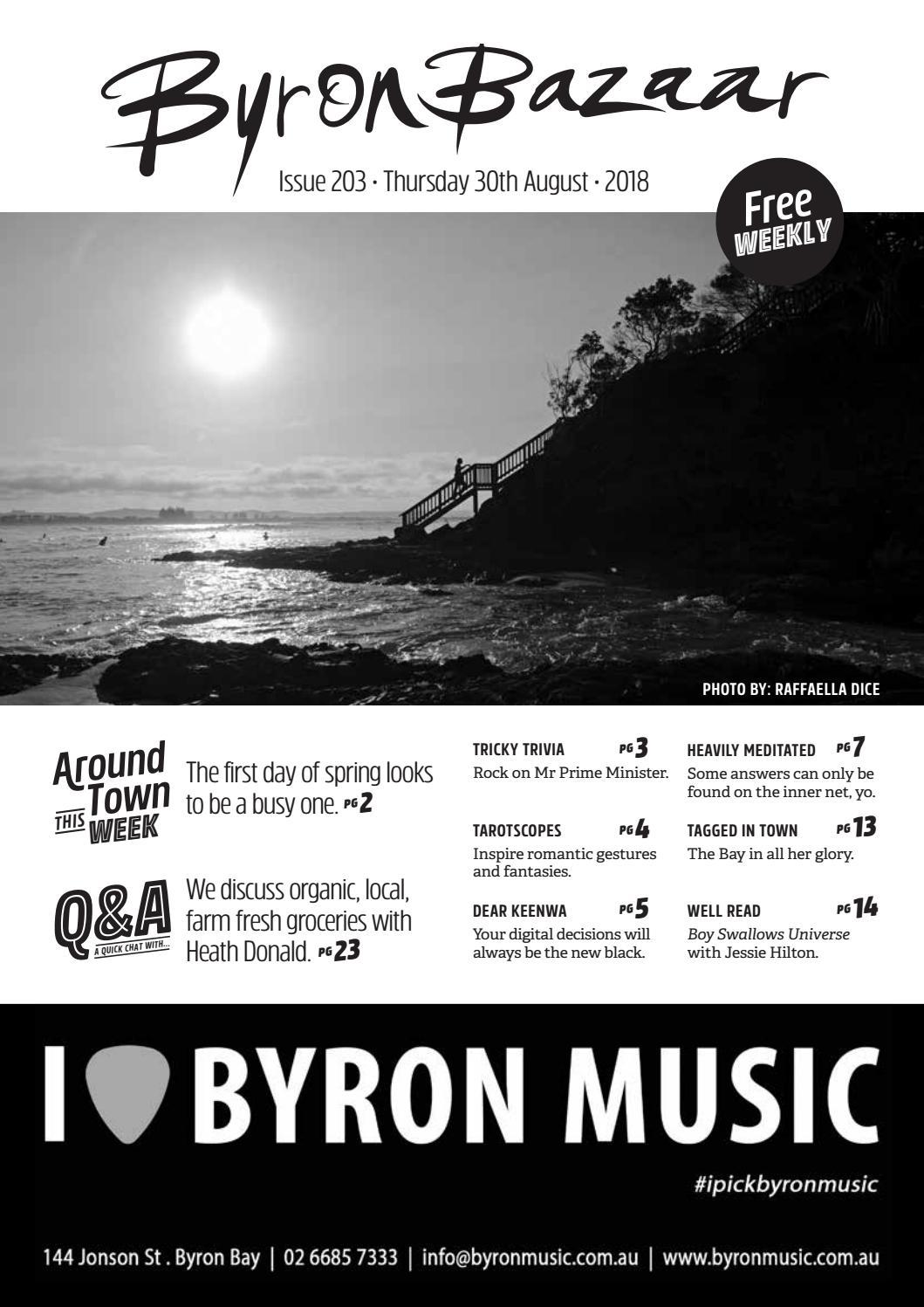 Byron Bazaar Thursday 30th August 2018 by Byron Bazaar - issuu edff927db5e