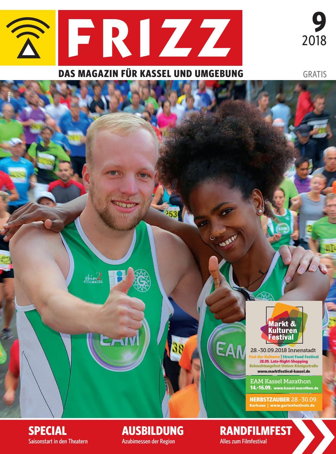 Frizz Das Magazin Kassel September 2018 By Frizz Kassel Issuu