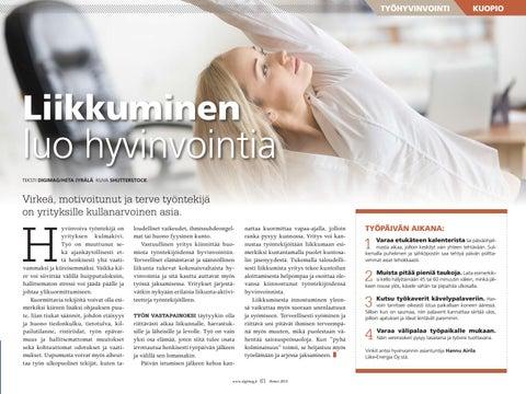 Page 61 of Työhyvinvointi