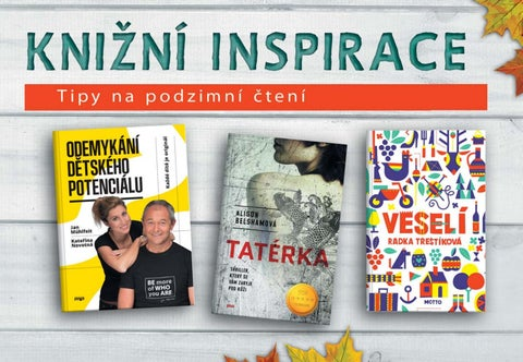 de07ab1432ef Knižní inspirace Albatrosmedia.cz Podzim 2018 by Albatros Media a.s. ...
