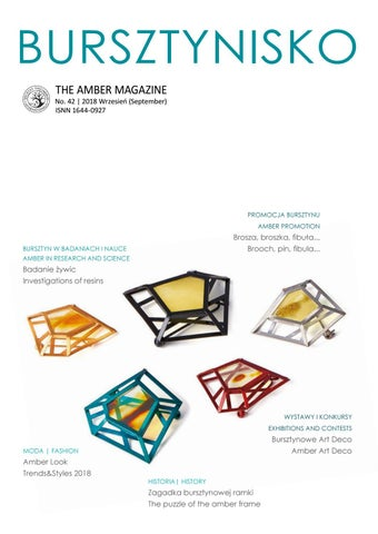0c2573a51d Bursztynisko 42 by International Amber Association - issuu