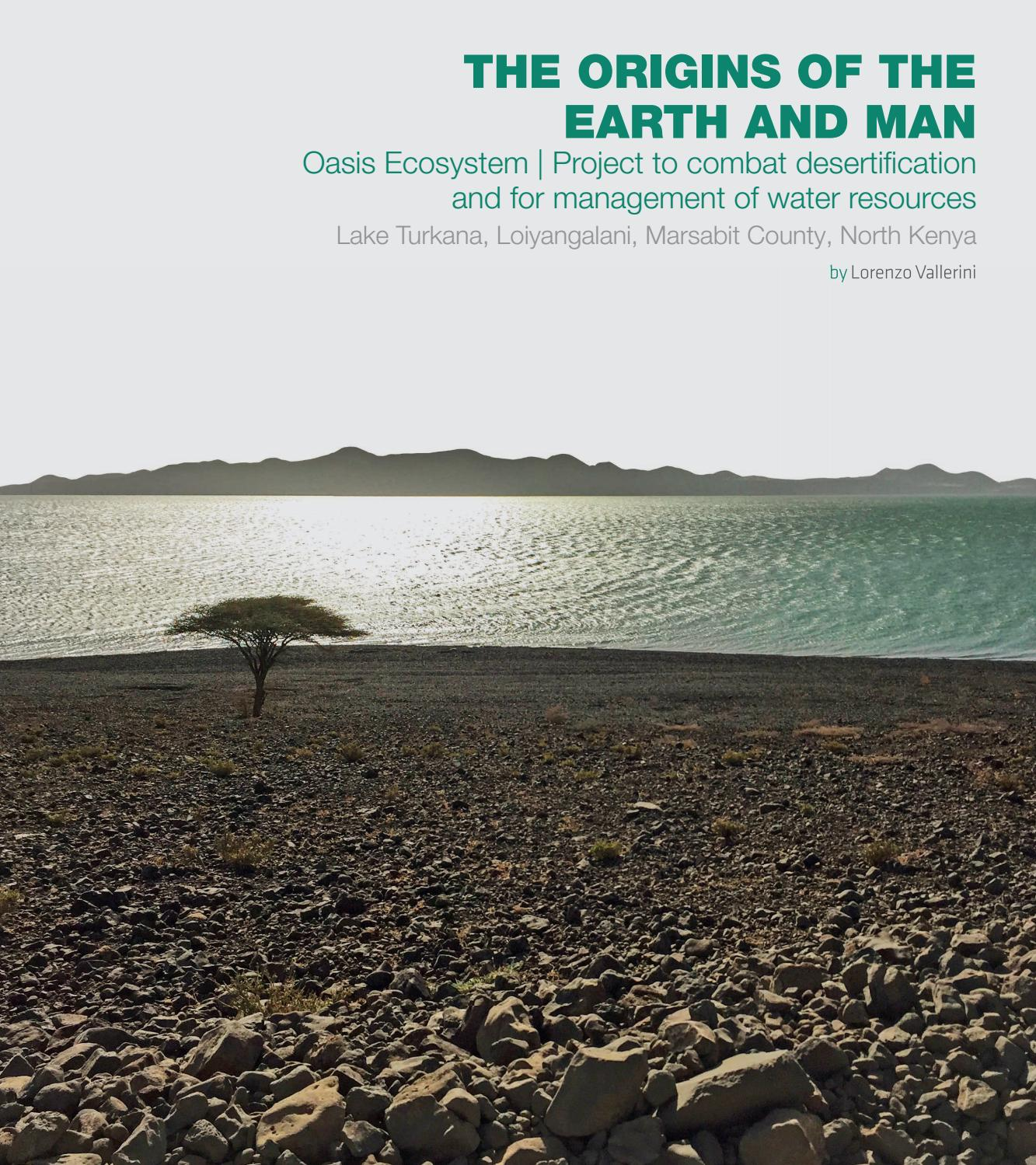 The Origins Of The Earth And Man Vallerini By Dida Issuu
