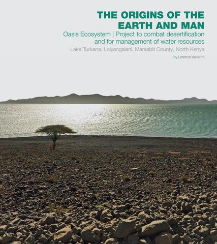 The origins of the earth and man | Vallerini by DIDA - issuu