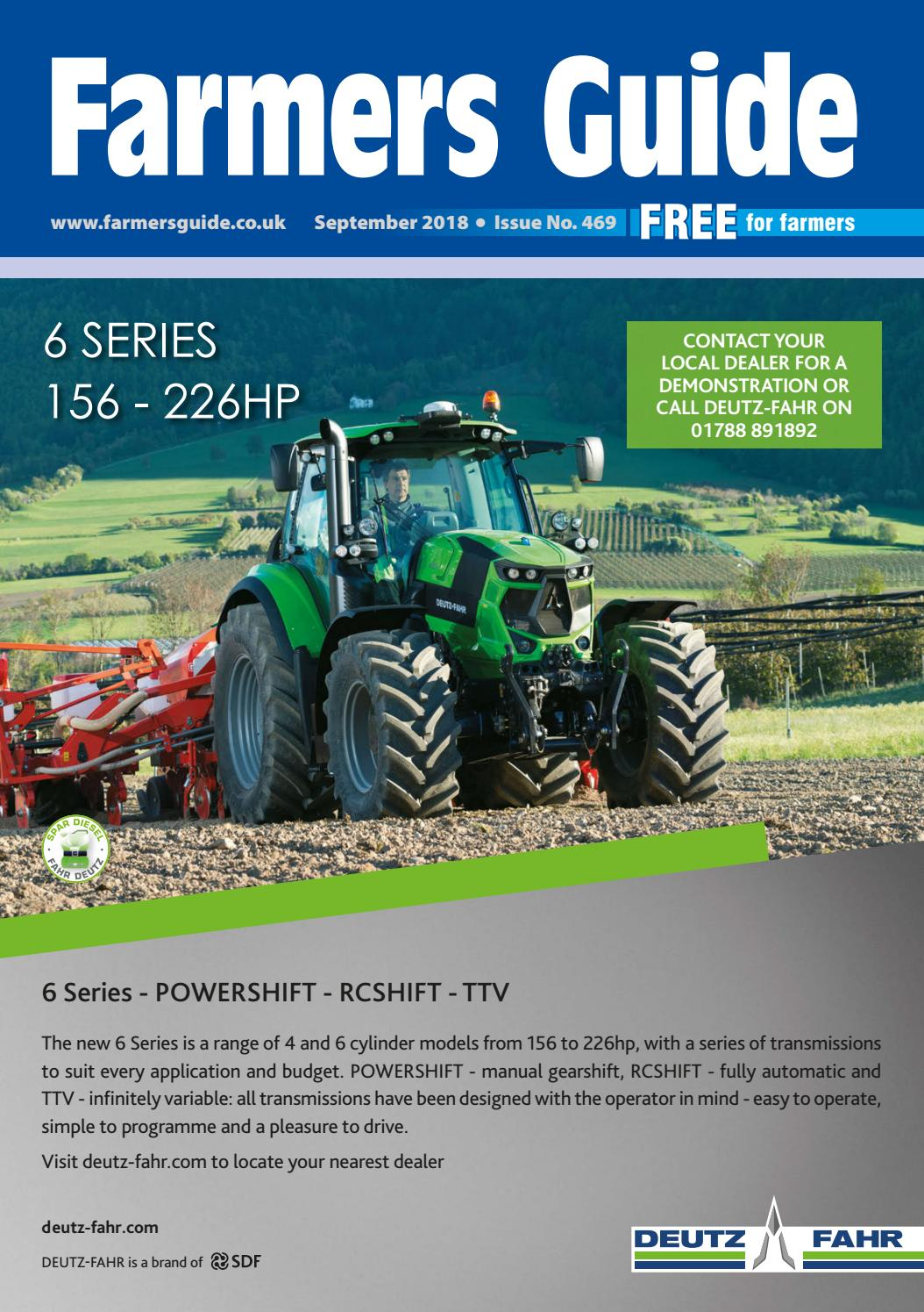 dd54b17aac0 Farmers Guide September 2018 by Farmers Guide - issuu